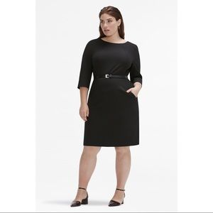 MM Lafleur | Black Etsuko Dress